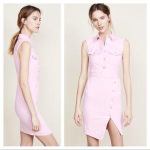 NEW Veronica Beard Britton sleeveless shirt-dress